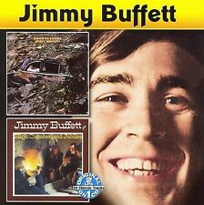 JIMMY BUFFETT NEW SEALED CD 2 ALBUMS IN ONE - DOWN TO EARTH - 22 SONGS