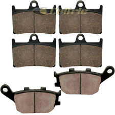 FRONT REAR BRAKE PADS FITS YAMAHA R1 YZFR1 YZF-R1 2004 2005 2006 FRONT REAR