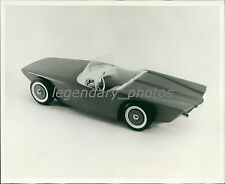 1959 Model Car Competition Winner Original News Service Photo