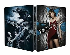 Resident Evil  Limited Edition Steelbook /  Blu Ray  / Import / Pre-Order