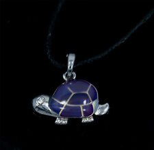 Color Change Cute Turtle Mood Pendant Necklace Gift Boxed  Free Shipping Mood