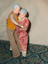 VINTAGE CACO DOLL PEOPLE  / DOLLHOUSE PEOPLE