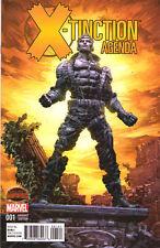 X-TINCTION AGENDA #1 Deodato VARIANT COVER 1:25
