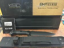 Ka-Bar Becker BK7 Combat Utility Knife with Sheath - Model 2-0007-6 - New!