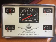 chris craft garwood old wood boat sea ray silverton formula century switch dash