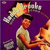 Hadda Brooks - Queen Of The Boogie And More (CDTOP 1405)