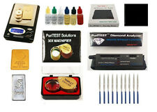 PAY LESS-DIAMOND TESTER-SCALE 1000 gr -GOLD TEST KIT-FREE EXTRA ITEMS HERE