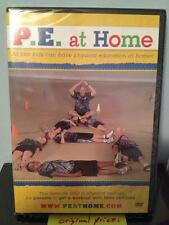 P.E. at  Home Kids Exercise DVD  Obesity Fitness Play Home School Video Skills