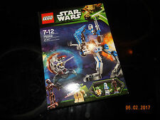 Lego Star Wars AT-Rt 75002, Joda, 501 Legion Clone Trooper, OVP ungeöffnet