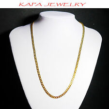 Kapa Real looking 22ct gold plated Choker chain Asian / necklace CHAIN a6