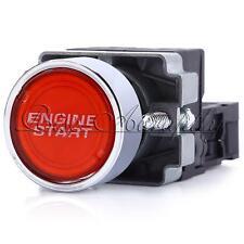 Car 12V LED Toggle Ignition Engine Start Switch Button