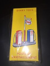 ATLAS EDITIONS - DINKY TOYS (49D)  ESSO PETROL PUMPS -  MODEL SEALED.