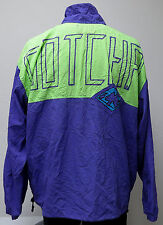 vtg Gotcha PURPLE NEON GREEN Surf Ski Jacket M Oversize 80s/90s windbreaker big