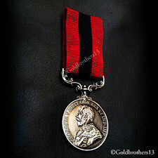 Distinguished Conduct Medal ( DCM ) George V Gallantry Medal British Army copy!!