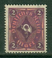 Deutsches Reich 191 I  , * , Infla geprüft