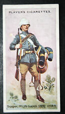 Camel Corps Trooper  1st Life Guards  Nile Expedition  Vintage Card  VGC
