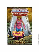 Queen ANGELLA Masters of the Universe Classics MOTU MOTUC (HE-MAN/SHE-RA)