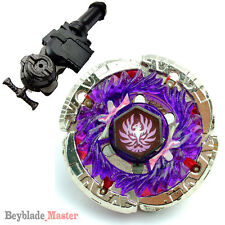 Beyblade Fusion Metal Masters BB116A JADE JUPITER+GRIP+LR Launcher