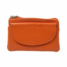 Ladies Real Leather Small Colourful Key Holder Coin Purses