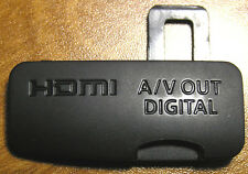 Original Genuine Canon SX40 HS HDMI A/V Out Digital Door Cover Replacement Part