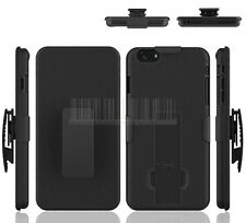 Swivel Holster Stand Belt Clip Hard Case Cover For Apple iPhone 6 Plus/ 6S Plus