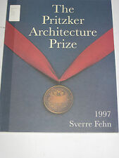 Sverre Fehn - The Pritzker Architecture Prize 1997 Annual