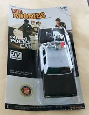 1975 Fleetwood Toys The Rookies Official Police Car MOC
