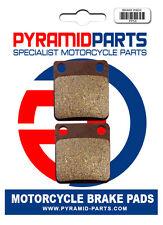 PGO 50 Bugrider 2006 Rear Brake Pads