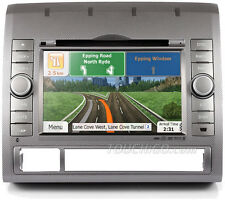 05-12 Tacoma In-Dash GPS Navigation DVD Stereo Bluetooth FM AM Radio AV Receiver
