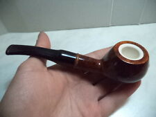 P. ALBERT PIPE PFEIFE FREE STYLE SMOOTH INTERNO FORNELLO IN SCHIUMA 66 NEW