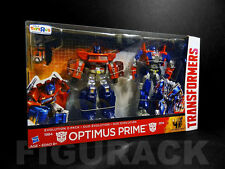 Transformers - AOL Optimus Prime Evolution 2 Pack Action Figures Set