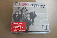 T. Love - T.Lovestory (15CD+1DVD)