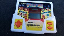 Rare Vintage 1988 Tiger Electronic Handheld Wrestling Game - Tested & Working!!