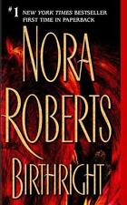 Birthright by Nora Roberts (2004, Paperback)