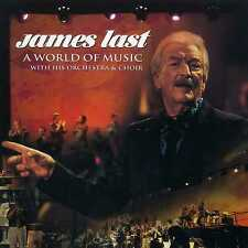JAMES LAST - A WORLD OF MUSIC - 2 CDS - NEW!!