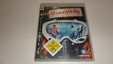 PlayStation 3  PS 3  Shaun White Snowboarding