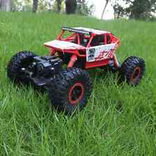 Rock crawler 2.4GHz radio télécommande camion voiture 4WD rc 1/18 - uk stock