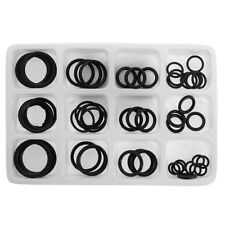 50Pcs Kit caoutchouc O-Ring Tailles pour Discussion Plomberie Tap Seal Sink Seal