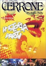 29529////CERRONE LIVE HYSTERIA PARTY CD +  DVD NEUF