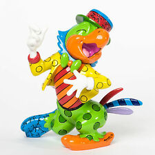 Disney by Romero Britto Samba Jose Carioca Joe Figurine NIB New Release 4037547