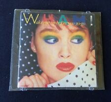 *NEW IN BLISTER PACK FRANCE CD*Wake Me Up Before You Go Go-Wham! (George Michael