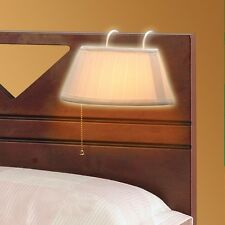 Over the Headboard Hanging Bed Reading Lamp