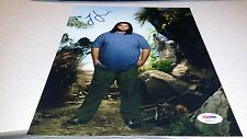 JORGE GARCIA SIGNED AUTOGRAPHED 8X10 PHOTO PSA DNA COA LOST HAWAII FIVE-0