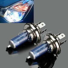2 H4 Auto Lampada Fanale Faro Bianco Caldo 3500-4500K 100W DC12V Universale