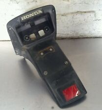 Honda CB450 DX Number Plate And Light Holder