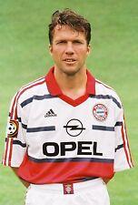 Lothar Matthäus Bayern München 1998-99 seltenes Foto+2