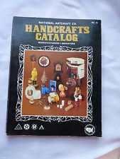 National Artcraft Co. Handcrafts Catalog No 12 from 1980 - 382 pages