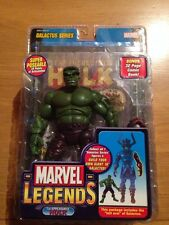 Marvel Legends Toy Biz 1st Hulk Action Figure, Galactus Series MOC Sealed