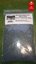 Copeaux de pierre gris micro 200g packs pour dioramas-WARHAMMER modélisation hornby