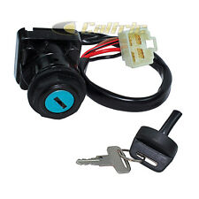 IGNITION KEY SWITCH FITS POLARIS SCRAMBLER 400 500 1999 ATV NEW